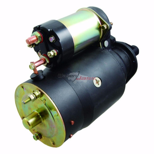 Starter replacing Delco Remy 10465025 / 10455307 / 10496877 / 1107688