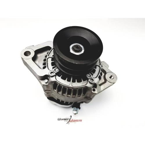 Alternator replacing DENSO 100211-6780 / Kubota 16541-64011