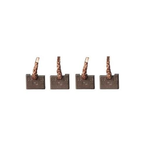 Kohlensatz für anlasser 0001124018 / 0001124019