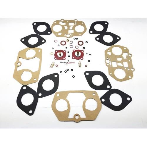 Service Kit for carburettor Dellorto 2x 36 DRLA