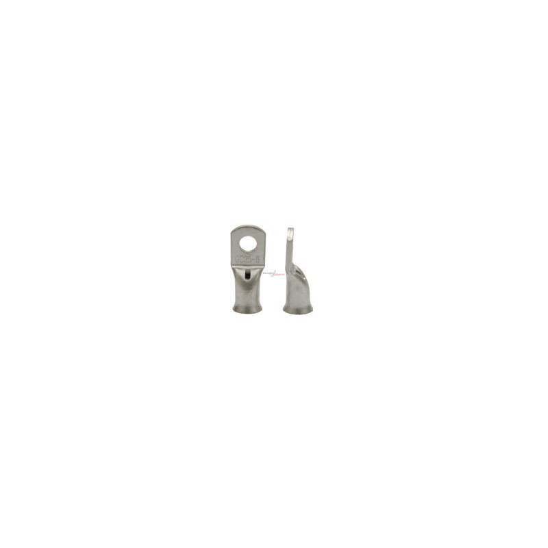 Set of 2 cable-lugs 25 mm² battery cable