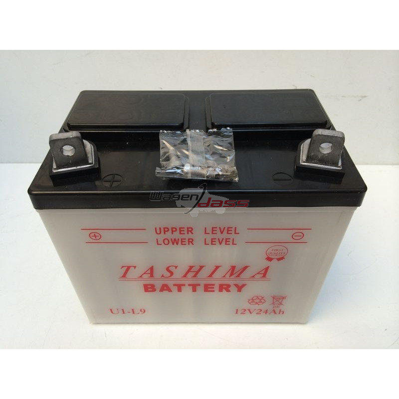 Batterie Micro Tracteur U1-L9 / 12V 24Ah