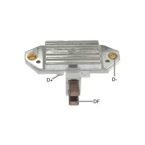 Regulator for alternator ISKRA 11.201.293 / aag1328 / aak4127