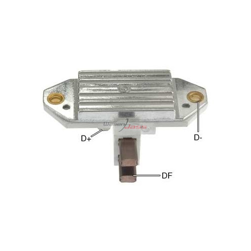 Regulator for alternator Iskra 11.201.293 / aag1328 / aak4127