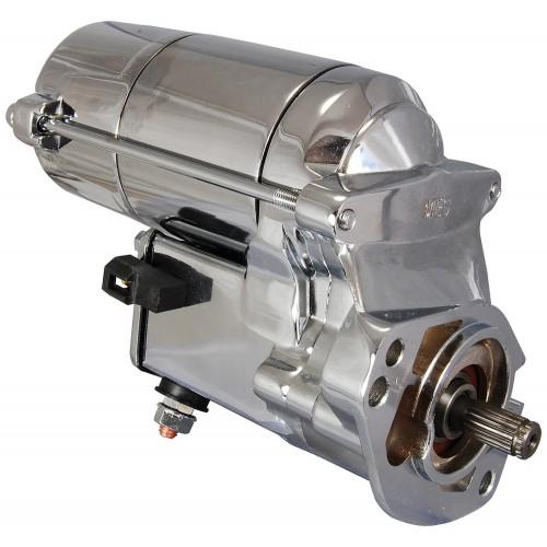 Anlasser chrome NEW ersetzt 31335-03A / 31559-99 for Harley -Davidson