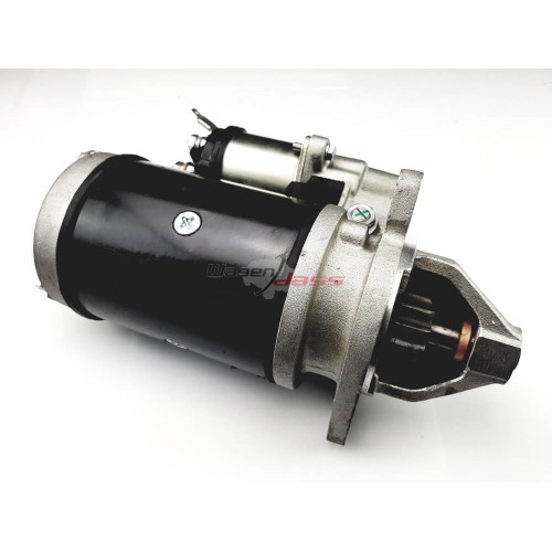 Starter replacing VALEO D11E84 / D11E155 / D11E141