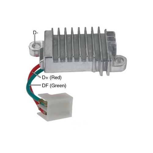 Régulateur pour alternateur Magneti Marelli 63300505 / 63305101 / 63305206 / 63305236