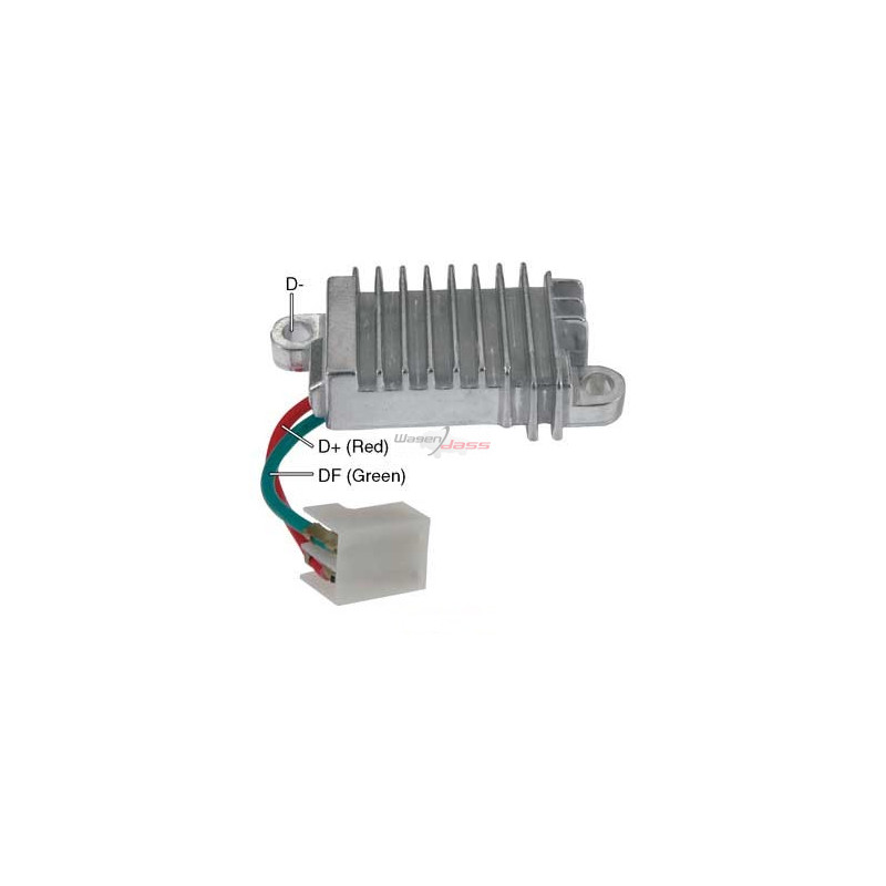 Regulator for alternator MAGNETI MARELLI 63300505 / 63305101 / 63305206 / 63305236