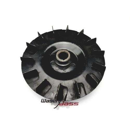 Riemenscheibewith ventilateur for Anlasser-Generator