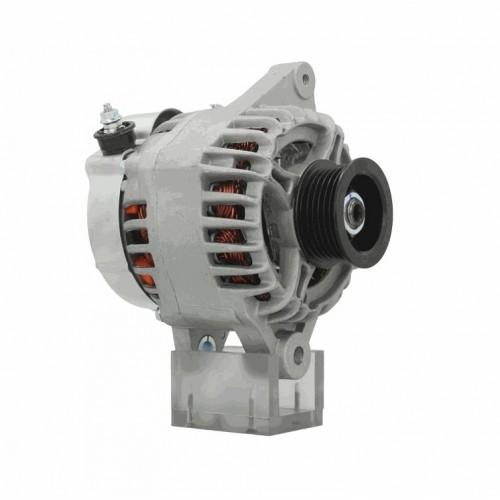 Alternator replacing DENSO 102211-8200 / 102211-8010
