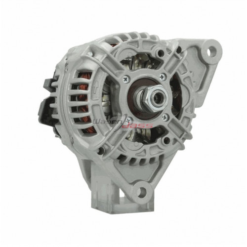 Alternator replacing BOSCH 0124525064 / 0124325122