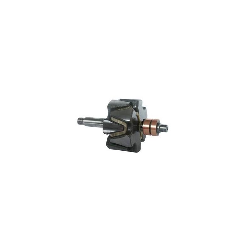 Rotor for alternator BOSCH 0120488208 / 0120488273 / 0120488289