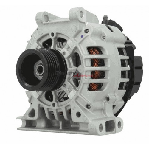 Alternator replacing LUCAS LEA0038 / 54022663 / 54022646