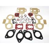 Service Kit for carburettor Dellorto 2x40 DHLA / DHLA L