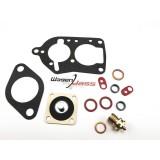 Gasket Kit for carburettor SOLEX 34BICSA on Peugeot 403 / 404 ET 504