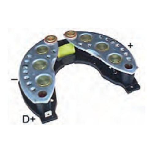 Gleichrichter für lichtmaschine A13N129 / A13N133 / A13N138 / A13N169