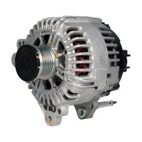 Alternator replacing BOSCH 0124525074 / 0124525093 / 0124525527