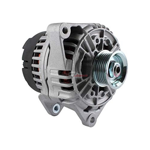 Alternator replacing Audi / Volkswagen 077-903-015F / 077-903-015FX / BOSCH 0123520003