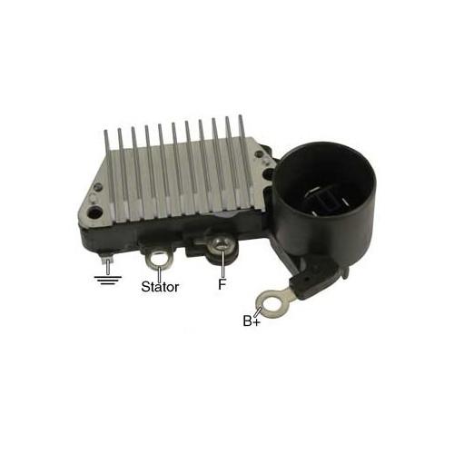 Regler für lichtmaschine DENSO 100211-4540 / 100211-6930 / 100211-6931