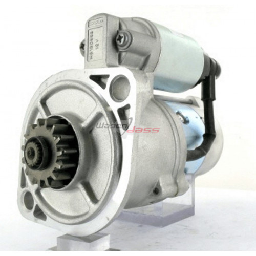 Starter replacing HITACHI S13-41 / YANMAR 121254-77010 / 121254-77011