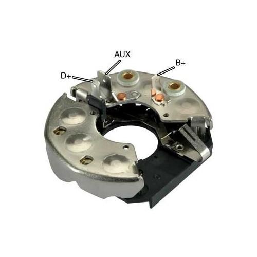 Pont de diodes pour alternateur Bosch 0120300518 / 0120300519 / 0120300522