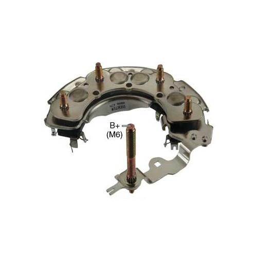 Pont de diode pour alternateur Hitachi LR190-702B / LR190-702C / LR190- 703B