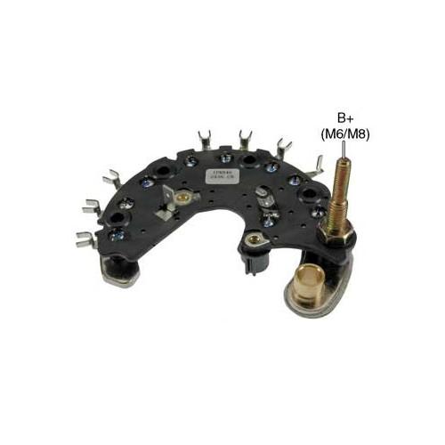 Rectifier for alternator VALEO 2541262 / 2541307 / 2541307C