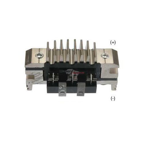 Rectifier for alternator DUCELLIER 513002B / 513002C / 513004