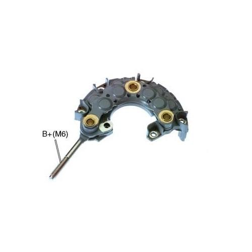 Pont de diode pour alternateur Denso 100211-1280 / 100211-1520 / 100211-1550