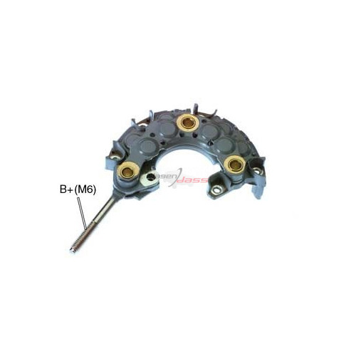 Rectifier for alternator DENSO 100211-1280 / 100211-1520 / 100211-1550