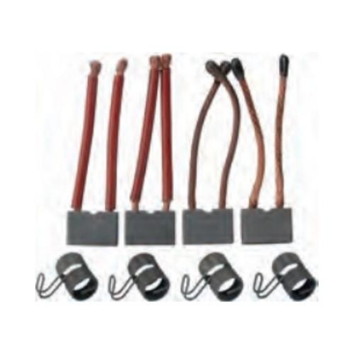 Set of springs / brush-set for starter D11E122 / D11E128 / D11E130