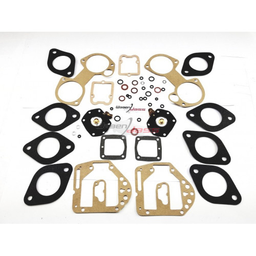 Gasket Kit for carburettor SOLEX 2x40 ADDHE37
