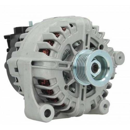 Alternator replacing VALEO TG17C036 / BMW 12317561003 / 12317561004