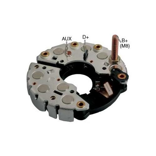 Pont de diodes pour alternateur Bosch 0120469028 / 0120469029 /0120469034
