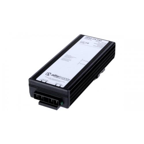Convertisseur de tension 24V/12V remplace ALFATRONIX DD1224240