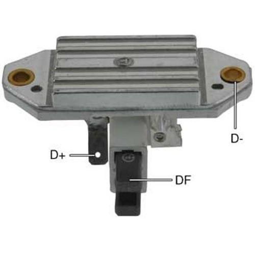 Regulator for alternator replacing ISKRA aer1535 / aer1510 / aer1508