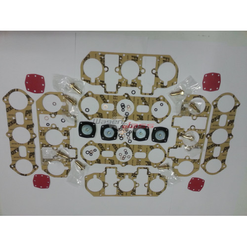 Gasket Kit for carburettor WEBER 4 x 40IF on Ferrari
