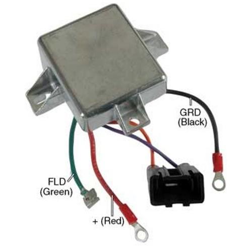 Regulator for alternator MOTOROLA 8AR2006 / 8AR2012K / 8AR2013F