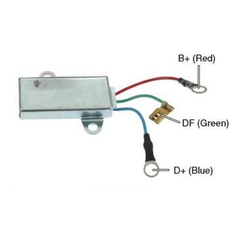 Regler für lichtmaschine Femsa ALS24N-12 / ALS24N-15 / ALS24N-17