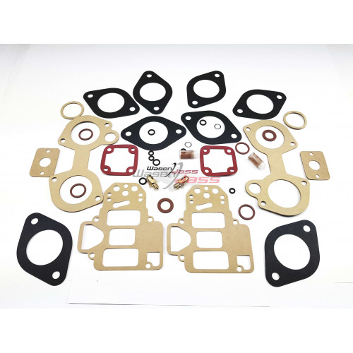 Service Kit for carburettor 2x40DCOE on Alfa roméo 2000 GT Spyder