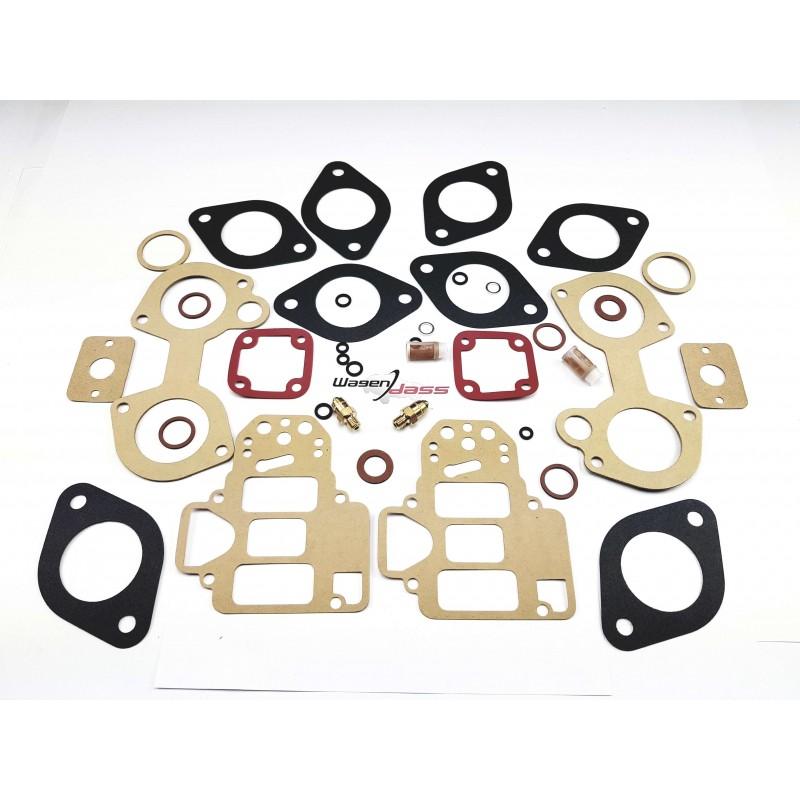 Pochette de joint pour carburateur 2x40DCOE sur Alfa roméo 2000 GT Spyder