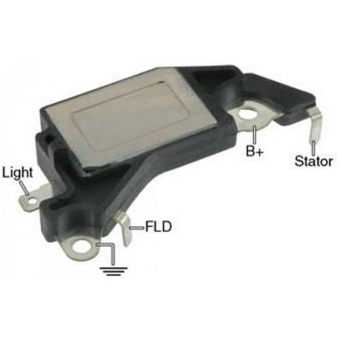 Regulator for alternator DELCO REMY CS121 / 1101199 / 96109301 / 96109302