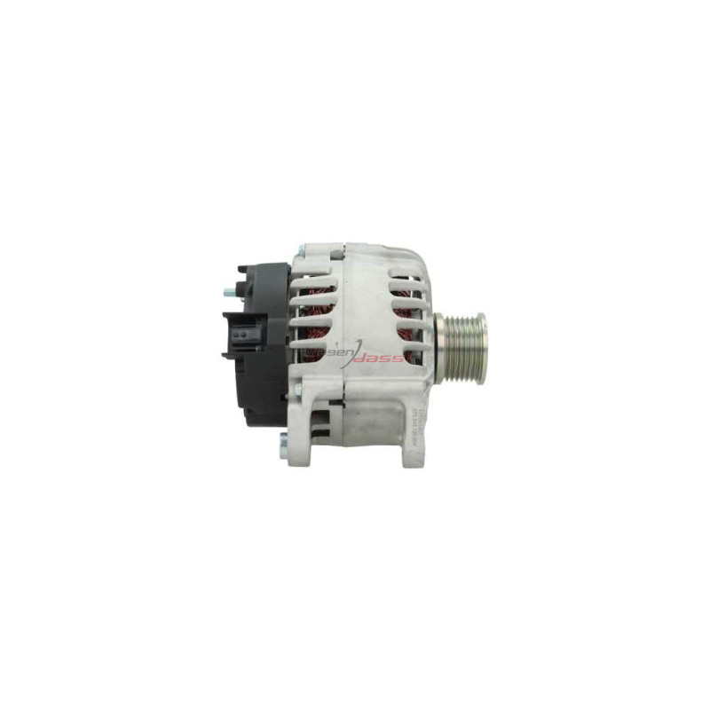 Alternator replacing VALEO TG12C125 / DACIA 23100-7842R / 23100-7842RA