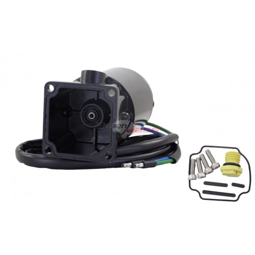 DC motor / tilt-trim replacing Mercury Marine 809885A1 / 809885A2 / 809885T2 / 813447 / 819479A1