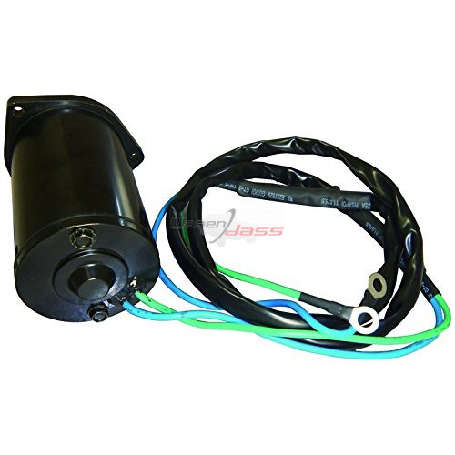 DC motor / tilt-trim replacing Yamaha 62Y-43880-01-00 / 62Y-43880-02-00 / 69W-43880-00-00