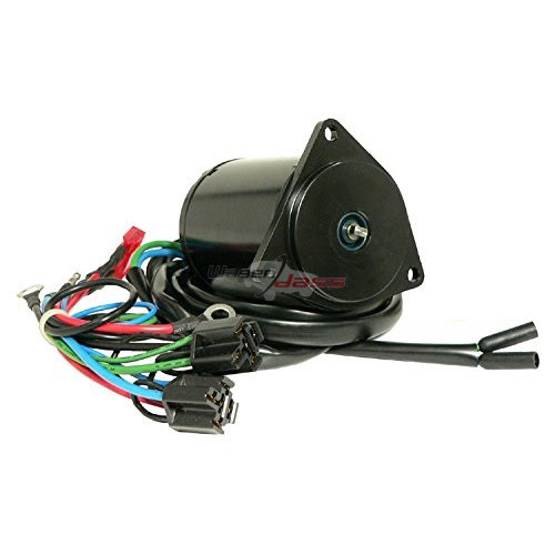DC motor/ tilt-trim replacing Yamaha 688-43880-11 / 688-43880-11-00 / 6E5-43880-01 / 6E5-43880-02