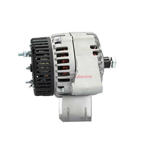Alternator replacing Iskra aak5376 / aak5565 / KHD 01183195 / 01183443