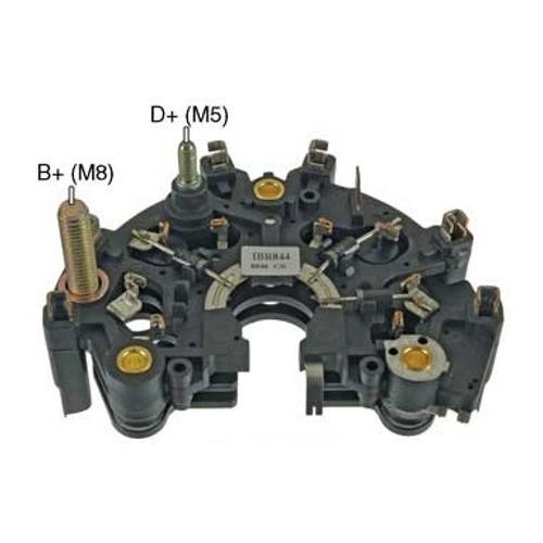 Pont de diode pour alternateur Bosch 0120485011 / 0120485012 / 0120485022