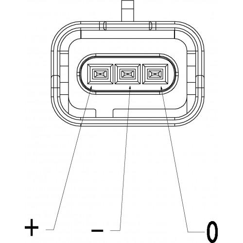 Pressure Sensor Replaces 1920LG Map