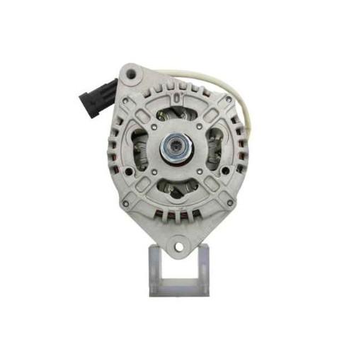 Lichtmaschine ersetzt MAHLE IA0670 / AAK5117 / 11201670 / MG220